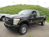 2011 Ford F350 Super Duty XL SuperCab 4x4 Data, Info and Specs