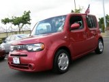 2009 Scarlet Red Nissan Cube 1.8 S #50502252