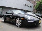 2007 Black Porsche 911 Carrera 4S Coupe #50502114