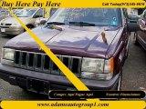 1994 Jeep Grand Cherokee Sienna Pearl