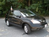 2009 Crystal Black Pearl Honda CR-V EX-L 4WD #50502270
