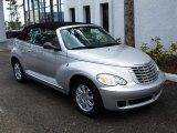 2007 Bright Silver Metallic Chrysler PT Cruiser Convertible #50501722