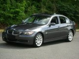 2006 Sparkling Graphite Metallic BMW 3 Series 330xi Sedan #50501992