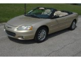 2001 Chrysler Sebring Champagne Pearlcoat