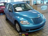 2008 Surf Blue Pearl Chrysler PT Cruiser LX #438830
