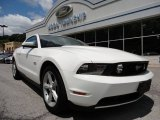 2011 Performance White Ford Mustang GT Premium Coupe #50501882