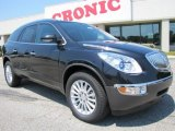 2011 Carbon Black Metallic Buick Enclave CX #50501888