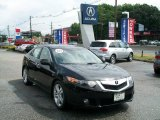 2010 Crystal Black Pearl Acura TSX V6 Sedan #50501751