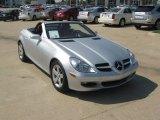 2006 Mercedes-Benz SLK Iridium Silver Metallic