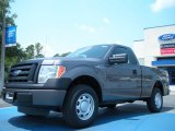 2011 Sterling Grey Metallic Ford F150 XL Regular Cab #50549539