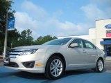 2010 Brilliant Silver Metallic Ford Fusion SEL V6 #50549545