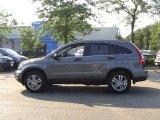 2010 Polished Metal Metallic Honda CR-V EX AWD #50550042