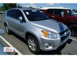 2011 Classic Silver Metallic Toyota RAV4 V6 Limited 4WD #50549390