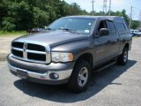 2002 Graphite Metallic Dodge Ram 1500 SLT Quad Cab 4x4 #50549414
