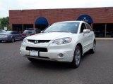 2008 White Diamond Pearl Acura RDX  #50550056