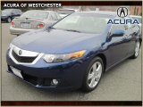 2009 Vortex Blue Pearl Acura TSX Sedan #50550063
