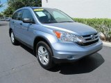 2010 Glacier Blue Metallic Honda CR-V EX #50549431