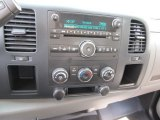 2008 Chevrolet Silverado 1500 Work Truck Extended Cab 4x4 Controls