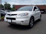 2008 White Diamond Pearl Acura RDX Technology #50550077