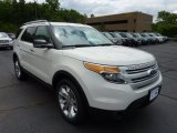 2011 White Suede Ford Explorer XLT 4WD #50549583