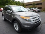 2011 Sterling Grey Metallic Ford Explorer XLT 4WD #50549585