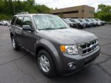 2011 Sterling Grey Metallic Ford Escape XLT 4WD #50549586