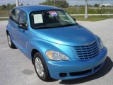 2008 Surf Blue Pearl Chrysler PT Cruiser LX #438940