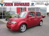 2009 Scarlet Red Nissan Cube 1.8 SL #50549926