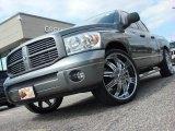 2007 Mineral Gray Metallic Dodge Ram 1500 Sport Quad Cab #50549476
