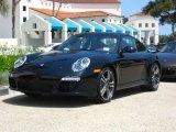 2012 Black Porsche 911 Black Edition Coupe #50549490