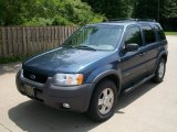 2001 Ford Escape Medium Wedgewood Blue Metallic