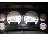 2003 Dodge Ram 1500 Laramie Quad Cab 4x4 Gauges