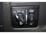 2003 Dodge Ram 1500 Laramie Quad Cab 4x4 Controls