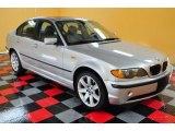 2003 Titanium Silver Metallic BMW 3 Series 325xi Sedan #50549780