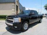 2008 Chevrolet Silverado 1500 Black