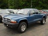2004 Atlantic Blue Pearl Dodge Dakota SLT Club Cab 4x4 #50549966