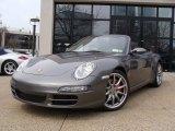 2008 Porsche 911 Meteor Grey Metallic