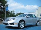 2011 Ingot Silver Metallic Ford Fusion SE #50549523