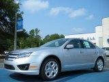 2011 Ingot Silver Metallic Ford Fusion SE #50549525
