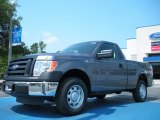 2011 Sterling Grey Metallic Ford F150 XL Regular Cab #50549526