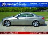 2008 Platinum Bronze Metallic BMW 3 Series 335i Convertible #50549812