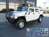 2003 White Hummer H2 SUV #50549815