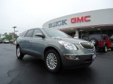 2008 Blue Gold Crystal Metallic Buick Enclave CXL #50550186