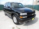 2005 Black Chevrolet Tahoe LT 4x4 #50601044