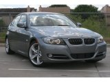 2011 Space Gray Metallic BMW 3 Series 335i Sedan #50601221