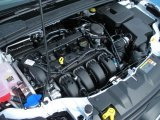 2012 Ford Focus S Sedan 2.0 Liter GDI DOHC 16-Valve Ti-VCT 4 Cylinder Engine