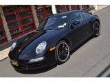 2008 Black Porsche 911 Carrera S Coupe #50601389