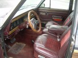 Jeep Grand Wagoneer Interiors