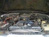 Jeep Grand Wagoneer Engines