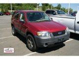 2006 Redfire Metallic Ford Escape XLT V6 4WD #50600800